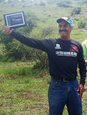 Joel Ponce de León, Descanse en Paz