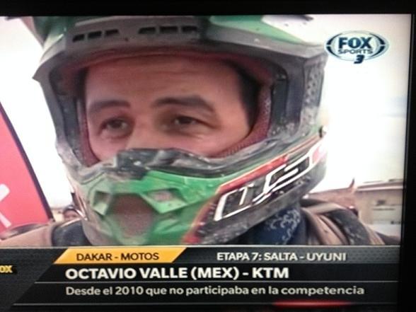 Quedan una Etapa; Un extenuante Dakar este 2014