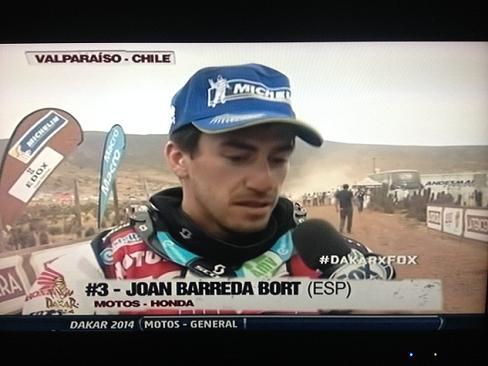 Los Ganadores; El Dakar, la Carrera más difícil del Mundo