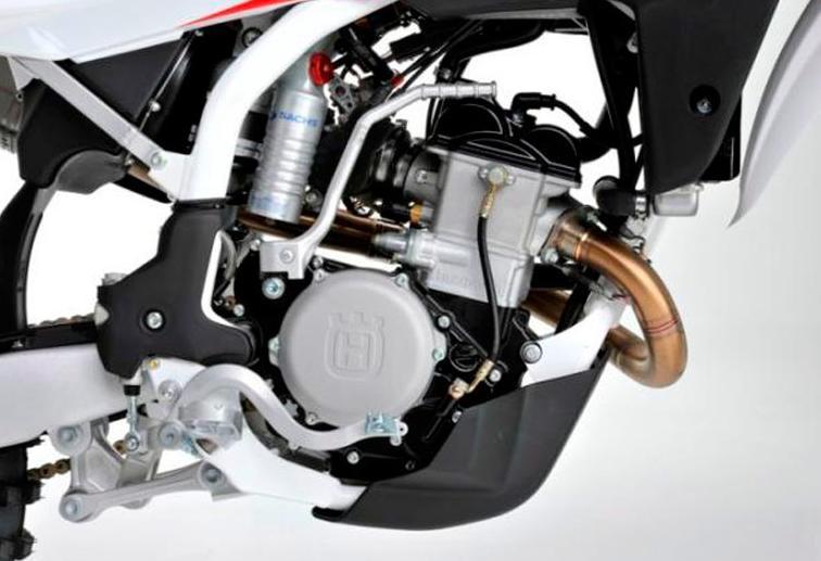 KTM Vende a GAS GAS, la Tecnología que Usaba Husqvarna
