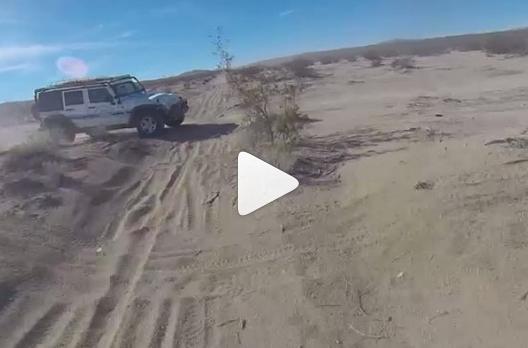 VIDEO: Iván Ramírez Cerca de Impactar con una Camioneta en el H&H