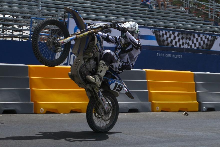 Una vez más el Supermoto Nacional dentro del WRC