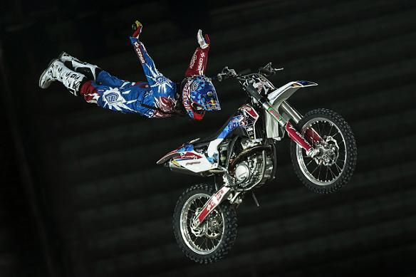 Lista de Pilotos que Participarán en Red Bull X-Fighters