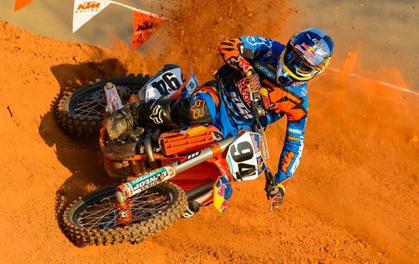 El Análisis del Motocross ¿Husqvarna con Equipo Oficial?
