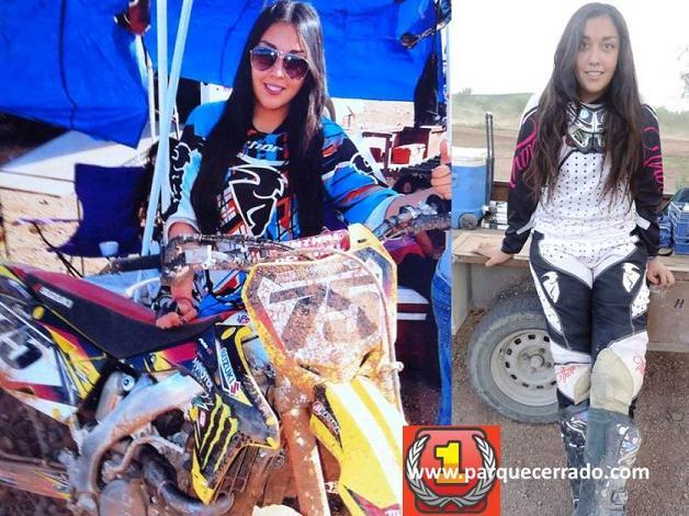 El Motocross es una Decisión de Por Vida; Jennifer Quezada