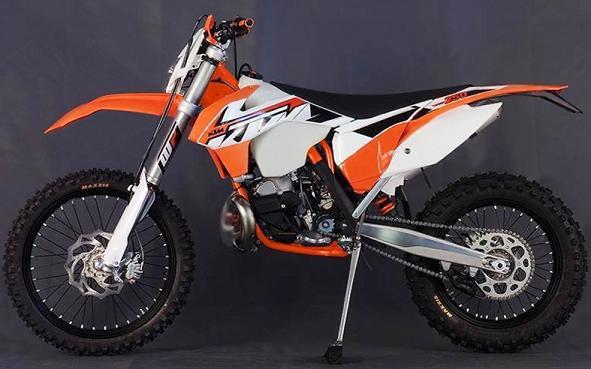 Esperando la Presentación Oficial ¿Serán Así las KTM EXC 2015?