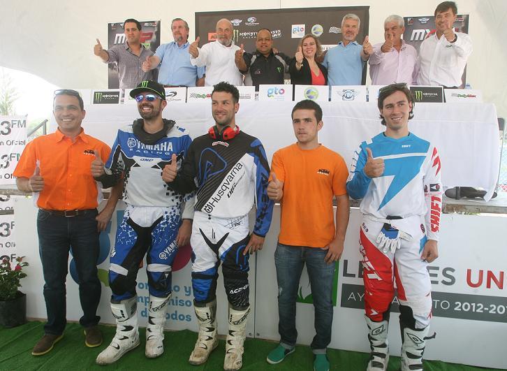 Se presentan los avances del Campeonato Mundial de Motocross