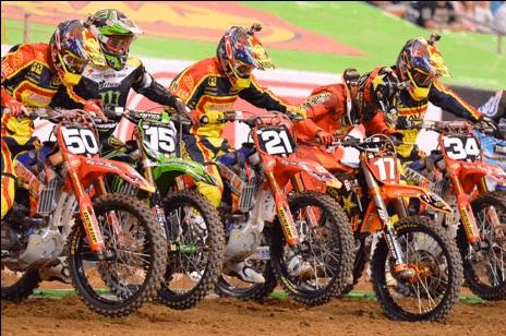 Se Avecinan Cambios para el 2015 en el AMA Supercross/MX