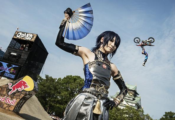 Levi Sherwood Domina los Red Bull X-Fighters en Osaka