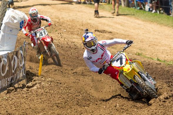 James Stewart y Marvin Musquin, Ganadores del Red Bull Straight Rhythm