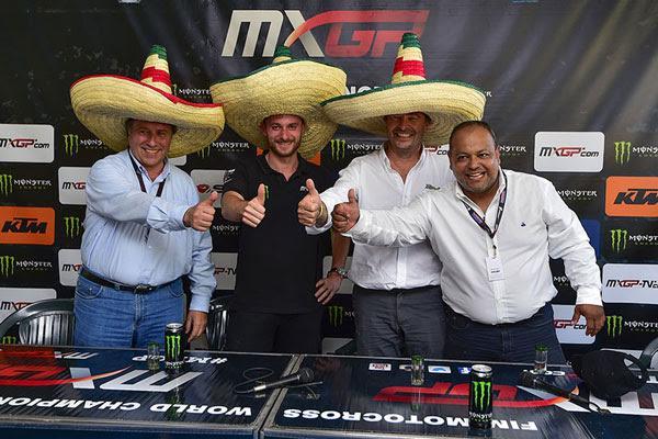 Una probadita de México en el Gran Premio de Francia