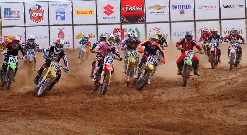 En Motociclismo Extremo, Pre Nacional de Motocross en Chiapas