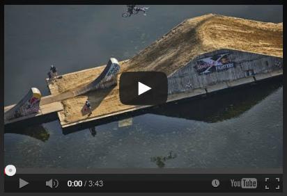 VIDEO: Resumen de los X-Fighters en Alemania, Espectacular Escenario