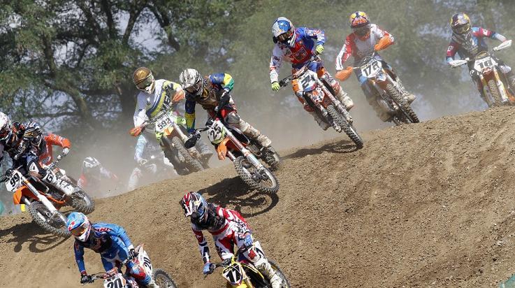 Inscritos para el Latinoamericano de Motocross 85 y Femenino
