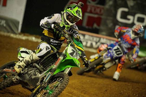 Confirman a Ryan Villopoto para el Mundial de Motocross 2015