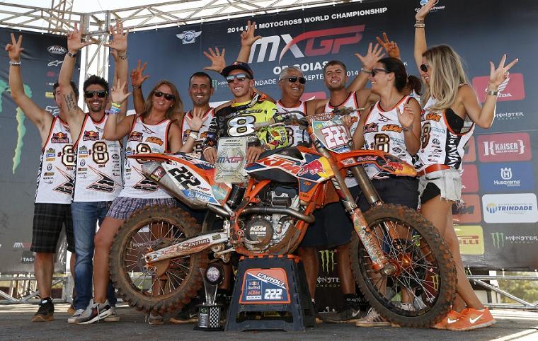 En México se Definirá al Campeón Mundial de Motocross Clase MX2