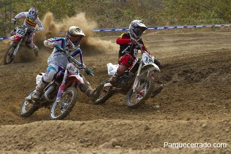 Fomentar el Motocross en México, con la Categoría 85 en el Mundial