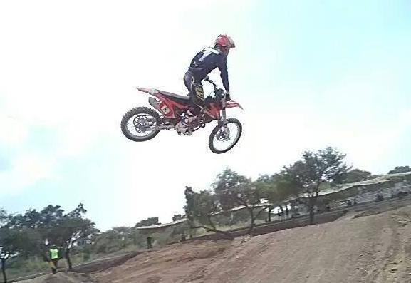 Resultados del Pre-Nacional de Motocross en Tehuacán, Puebla