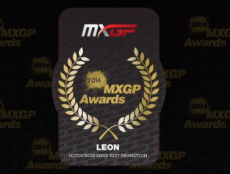 El MXGP León recibe premio a la mejor Promoción; MXGP Awards