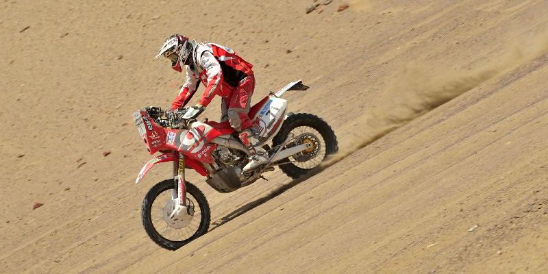 Carlos Gracida Recorrerá Más de 9 Mil Kilómetros en el Rally Dakar