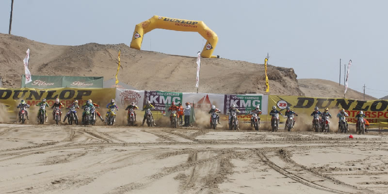 Campeonato Latinoamericano de Motocross MX1 por Fox Sports 3