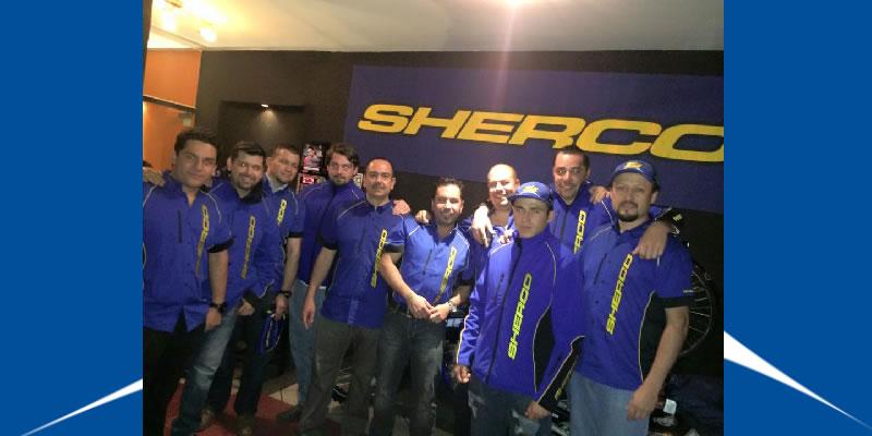 Extraordinario Papel de Sherco Enduro en el Metropolitano de Enduro