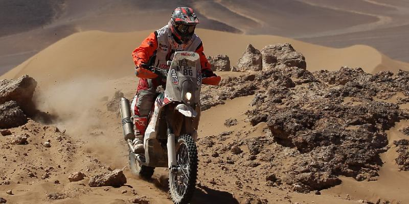 Palabras de Carlos Gracida Tras Su Salida del Rally Dakar