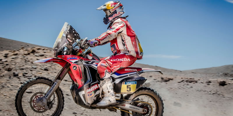Triunfo de Helder Rodrigues en la Etapa 9 del Dakar