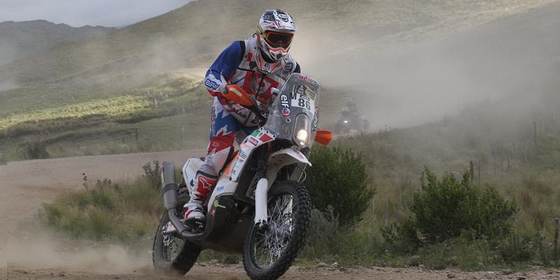 Remonta 19 Lugares Carlos Gracida en la Etapa 3 del Dakar