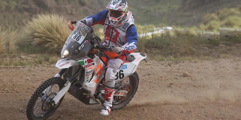 Se Registra Abandono de Carlos Gracida en la Etapa 5 del Dakar