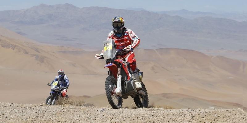 Hélder Rodrigues se Lleva la Etapa 6 del Rally Dakar