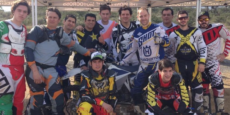 Graham Jarvis en México; Inician Clínicas y Carrera el 17 de Enero