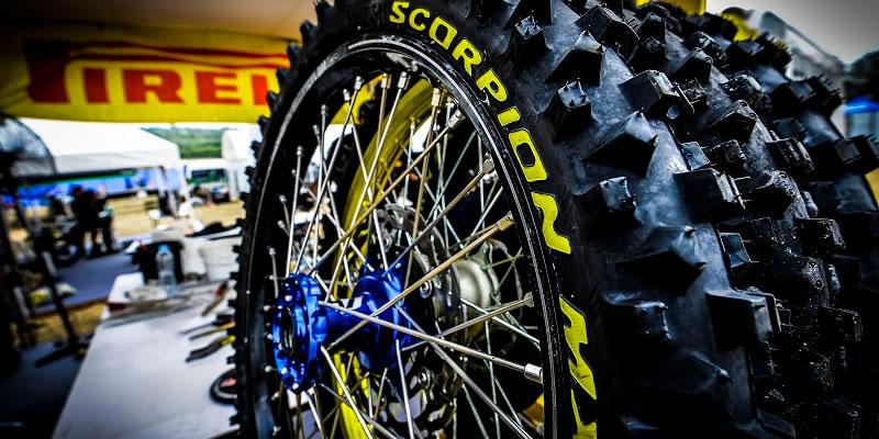 Por segundo Año, Una Sola Marca de Neumáticos en el Motocross Nacional