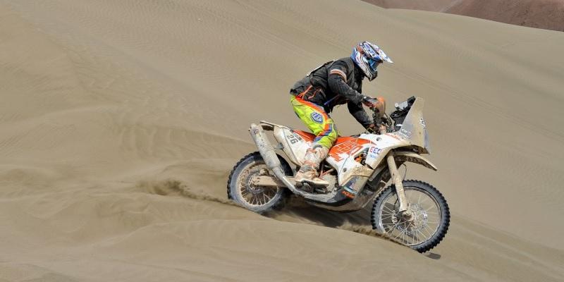 Penúltima Etapa del Rally Dakar, Triunfo de Toby Price
