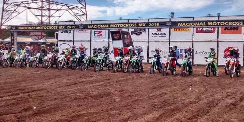 Calendario Motocross 2016