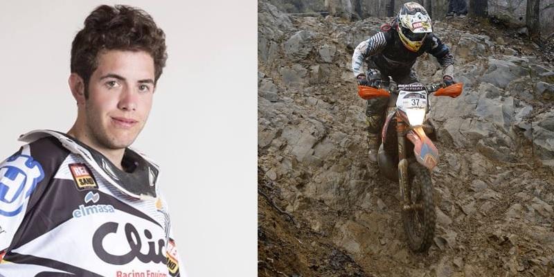 «Cada Vez es Más Motocross, el Enduro Mundial»; Entrevista Mario Román
