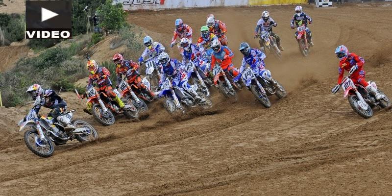 VIDEO: Internacional de Motocross en Italia, Previo al Mundial