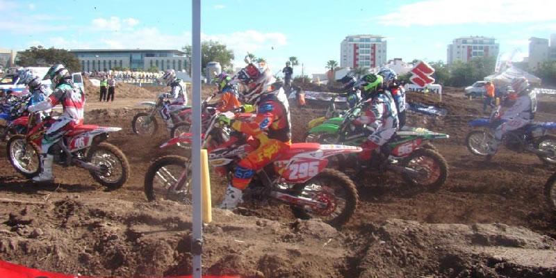 Imágenes de la 1a Fecha del Nacional de Motocross en Culiacán
