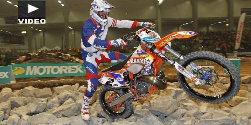 VIDEO: Resumen del Daytona Geico AMA Endurocross 2015