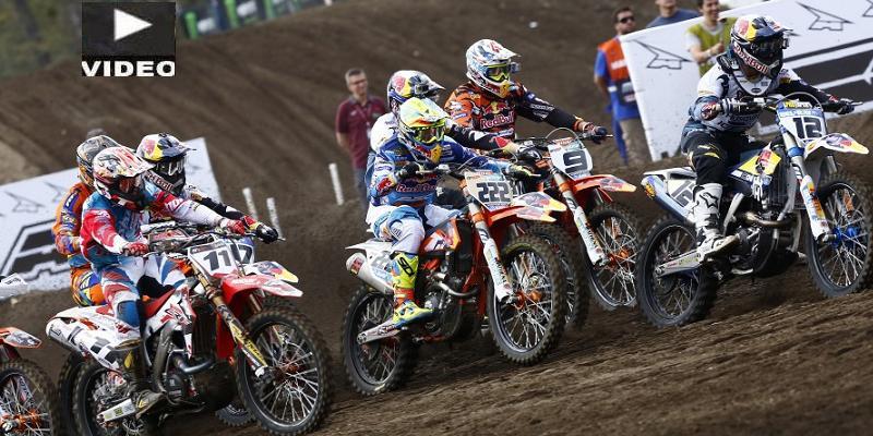 Triunfo para Max Nagl en el Mundial de Motocross en Argentina