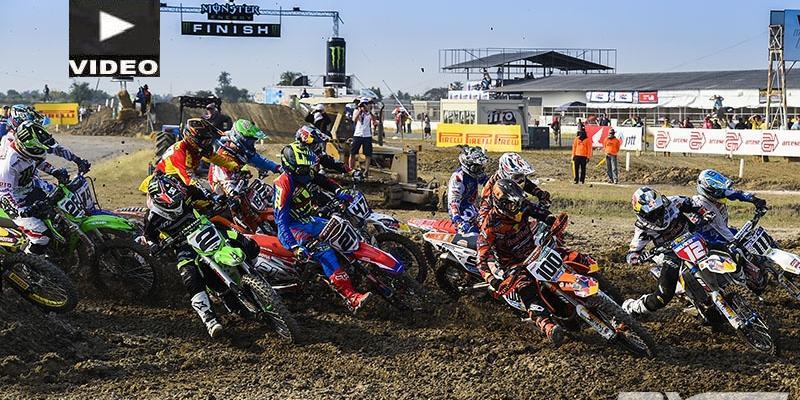 Triunfo para Ryan Villopoto en el Mundial de Motocross