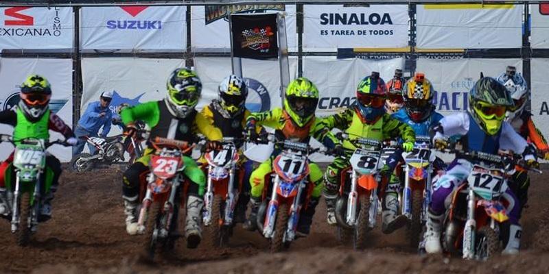 Imágenes de la 2ª  Fecha del Nacional de Motocross en Tepic, Nayarit