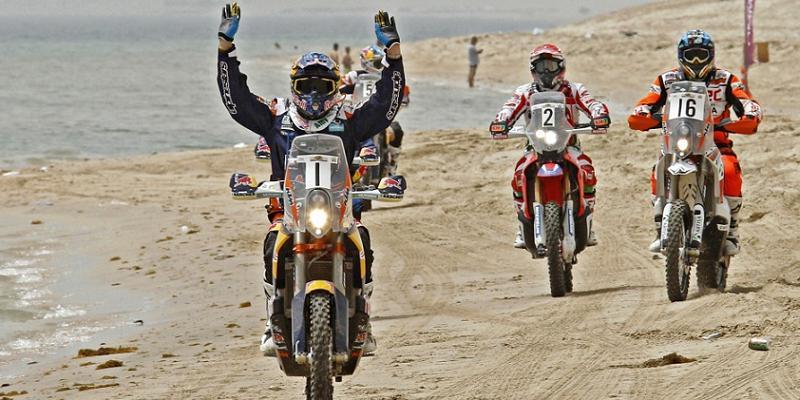 Marc Coma Sigue Dominando los Rallys: Gana 2º Round del Mundial