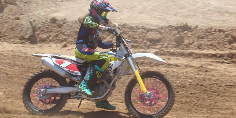 Las Imágenes del Nacional de Motocross en Mazatlán