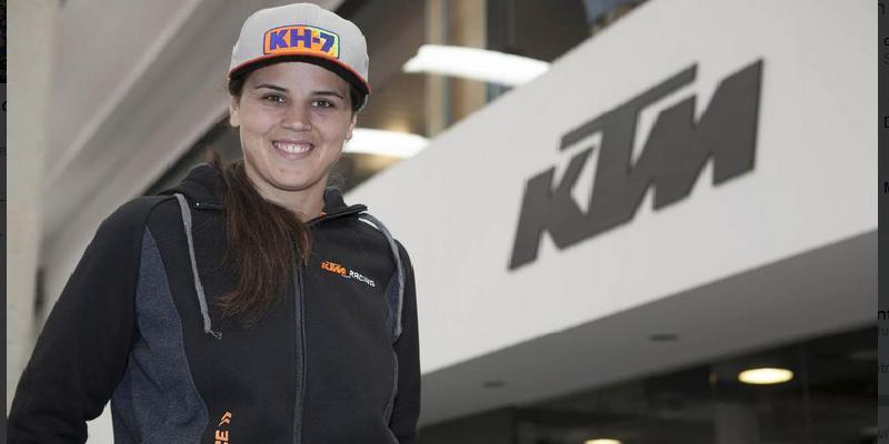Laia Sanz ya No Estará en Honda, Ahora Correrá para KTM
