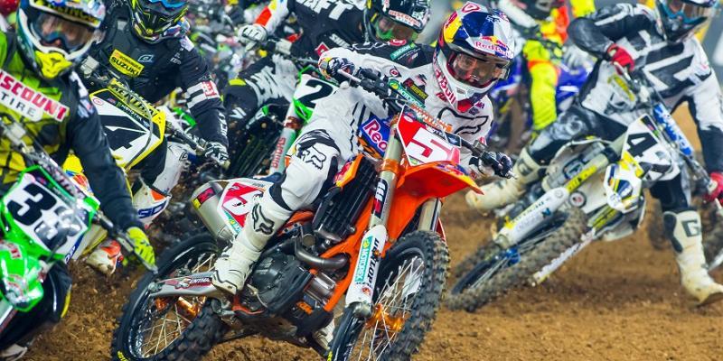 Cooper Webb y Ryan Dungey se Proclaman Campeones en Houston