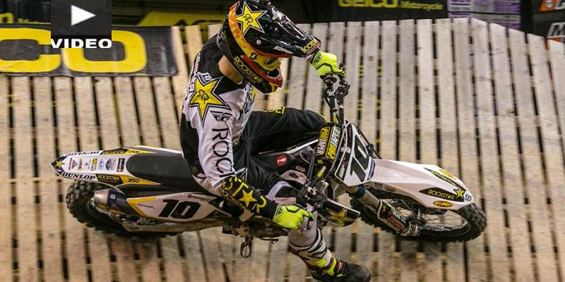 VIDEO: Endurocross Las Vegas, Triunfo para Colton Haaker