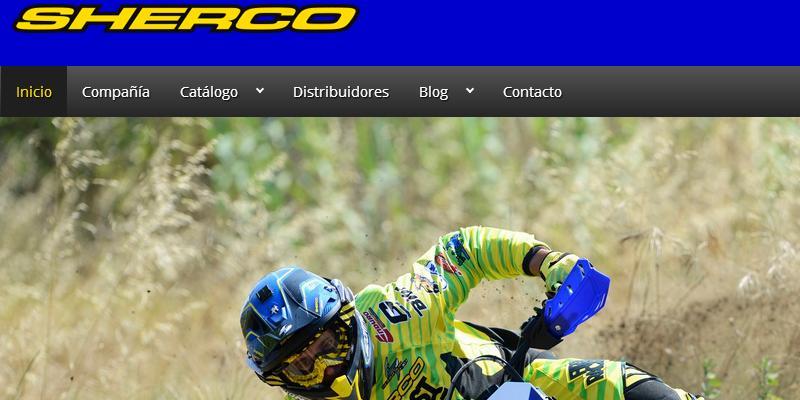 Sherco Enduro México Estrena Portal: Shercomexico.com