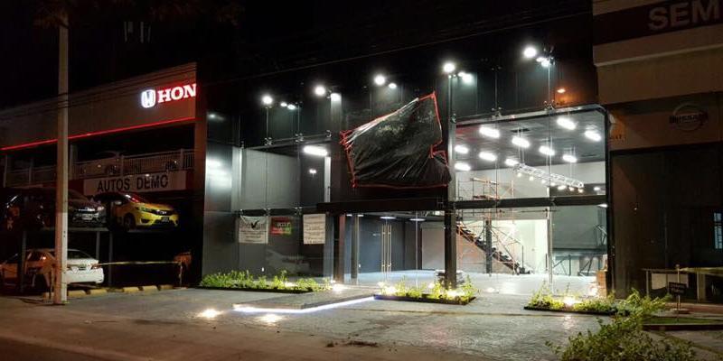 Nuevamente en México, las CRF de Honda en Agencias PowerHouse