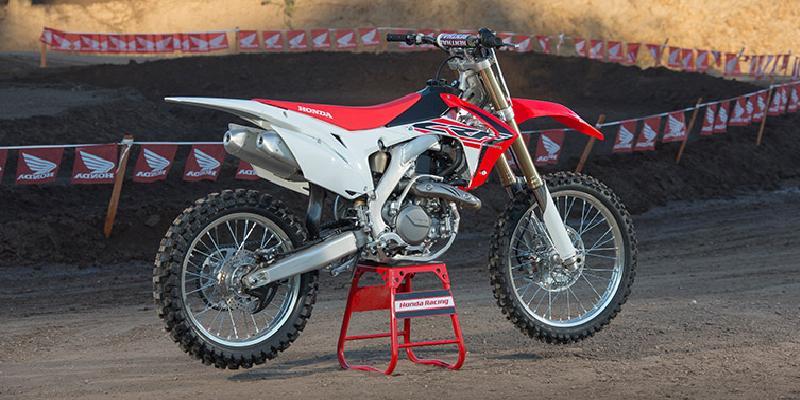 Honda Presenta Modelos de Motocross 2016 CRF 250 y 450